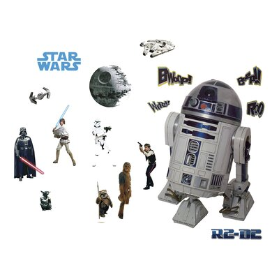 Star Wars Classic Wall Decal SET0001SWC