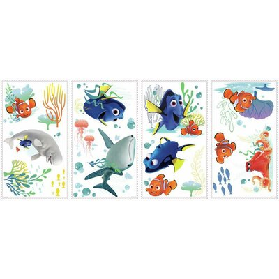 Finding Dory Peel and Stick Wall Decal RMK3142SCS