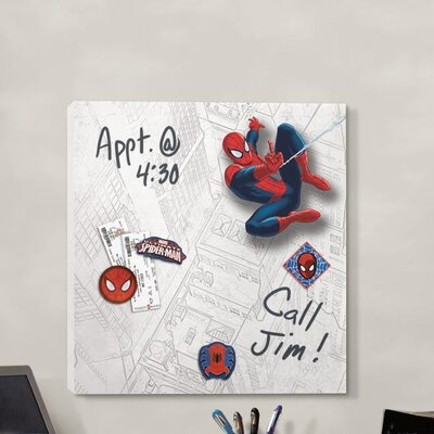 Ultimate Spiderman Graphic Art on Canvas CNV3286SQ