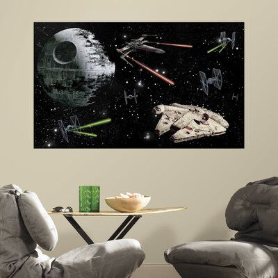 Star Wars Wall Mural RMK3435PSM