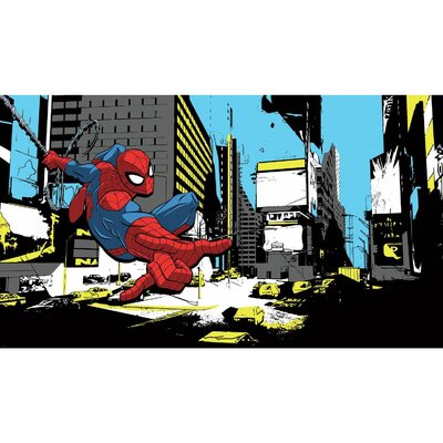 Spider Man Classic Wall Decal JL1432M