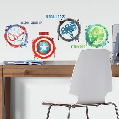 Marvel Icons Peel and Stick Wall Decal RMK3583SCS