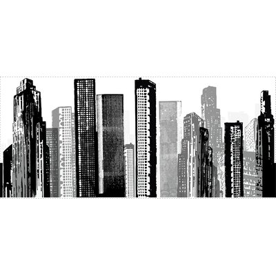 Cityscape Giant Wall Mural RMK1602GM