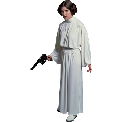 Room Mates Popular Characters Star Wars Classic Leia Giant Wall Decal RMK1606GM
