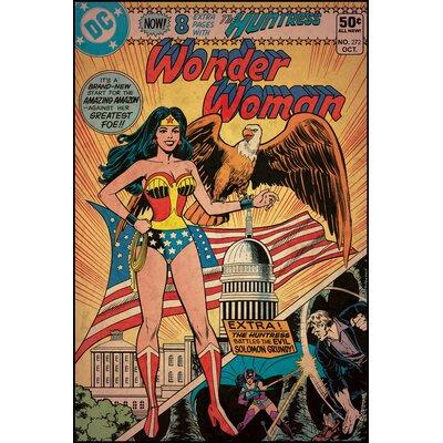 Room Mates Room Mates Deco Wonder Woman Wall Mural RMK1644SLG