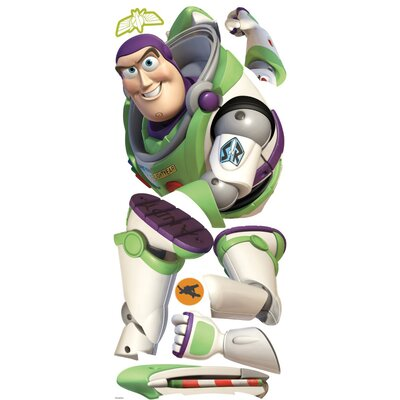 Popular Characters Buzz Giant Wall Decal RMK1786GM
