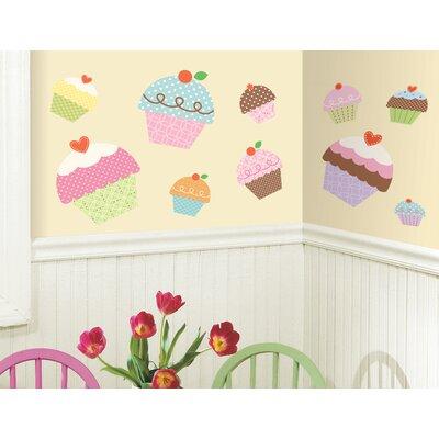 Studio Designs Happi Cupcake Giant Wall Decal RMK2037GM