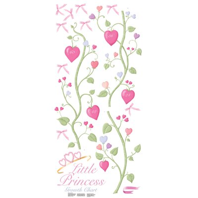 Studio Designs Fairy Princess Growth Chart RMK1084GC
