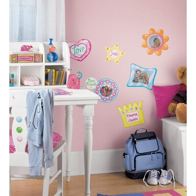 Peel and Stick Wall Frame Sticker