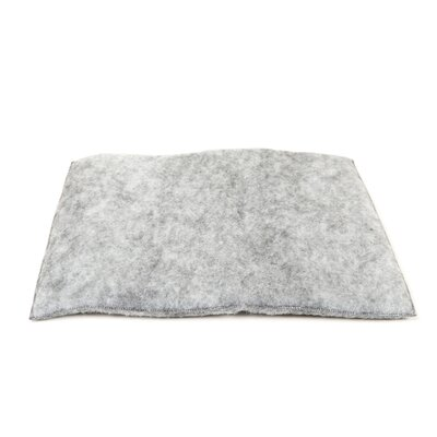 Purr Padd Eco Friendly Cat Bed Color: Charcoal