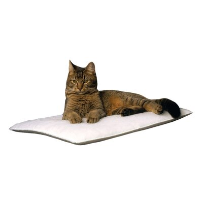 Purr Padd Eco Friendly Cat Bed Color: White