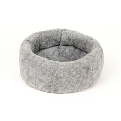 Dale Cat Bed Color: Charcoal