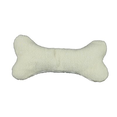 Bone Pet Pillow Size: Large ( 24 W x 12 D)