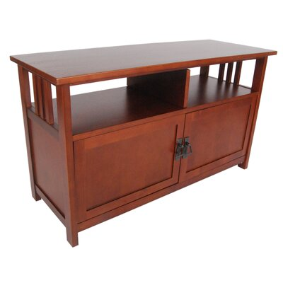 Craftsman 42 TV Stand Color: Cherry