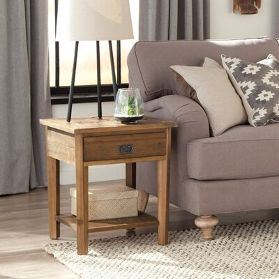 Renewal End Table