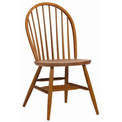 Financing Links Side Chair Color: Honey...