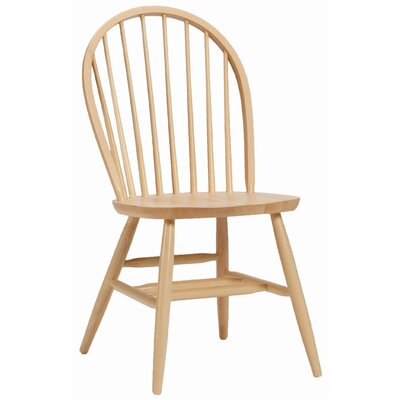 No credit check financing Links Side Chair Color: Natural...
