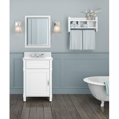 Williamsburg 23.5 Vanity Base Base Finish: White