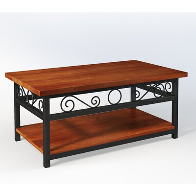 Carrollton Scrollwork Coffee Table