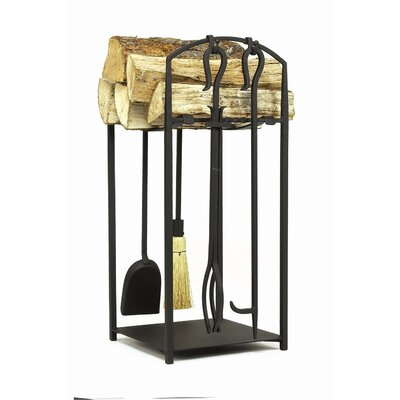 Financing for Mission Wrought Iron Log Holder wit...