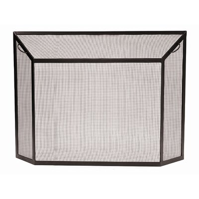 Easy financing Spark Wrought Iron Fireplace Screen...