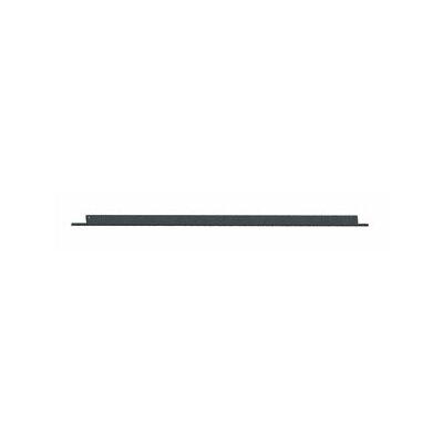 "MinuteMan Riser Bar - Finish: Graphite Powder Coated, Size: 2"", Door Size: 35"" at Sears.com"