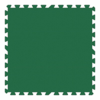 Premium SoftFloors Set in Green Size: 8 x 8