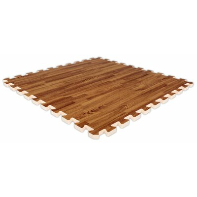 SoftWoods Set in Dark Oak Size: 20' x 50'