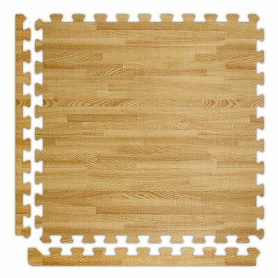 SoftWoods Set in Light Oak Size: 6 x 8