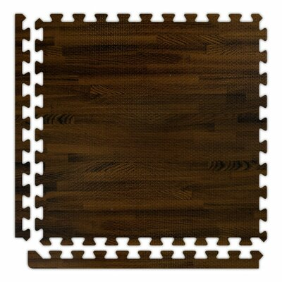 SoftWoods Set in Walnut Size: 12' x 12'