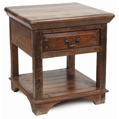 Buy Low Price Classic Home Jaden Iron End Table Ghm1950