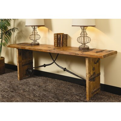 Buy low price classic home kendari console table size 72 for Sofa table 72