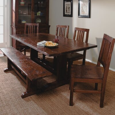 sequoia dining table the one shop. Black Bedroom Furniture Sets. Home Design Ideas