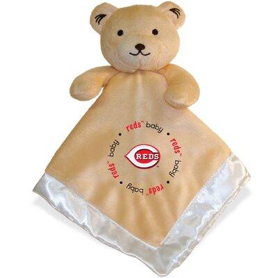 MLB Snuggle Bear Baby Blanket MLB: Cincinnati Reds 144796