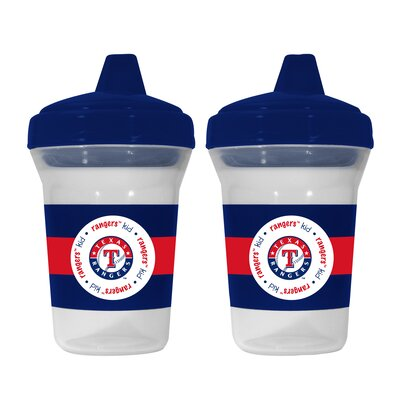 Baby Fanatic MLB Sippy Cup (Set of 2) - MLB Team: Texas Rangers at Sears.com