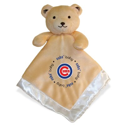 Baby Fanatic MLB Snuggle Bear - MLB Team: Chicago Cubs