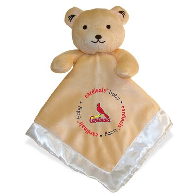 Baby Fanatic MLB Snuggle Bear - MLB Team: St. Louis Cardinals