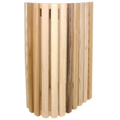 6 Cedar Novelty Wall Sconce Shade
