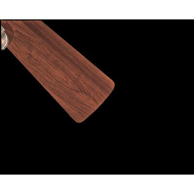 Airus Accessory Ceiling Fan Blades Finish: Medium Maple