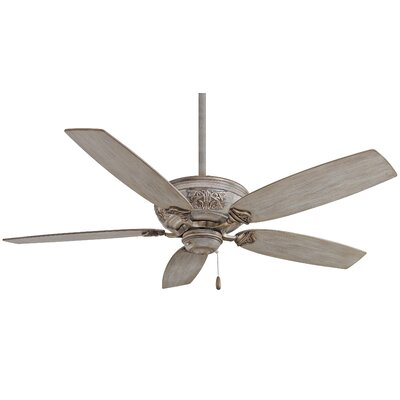 54 Classica 5-Blade Ceiling Fan Finish: Driftwood
