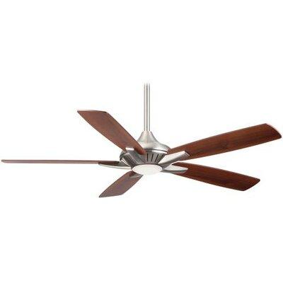 52 Minka Aire Dyno 5 Blade Ceiling Fan