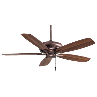 52 Kola 5-Blade Ceiling Fan Finish: Dark Brushed Bronze
