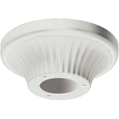 Low Ceiling Adapter Finish: Flat White