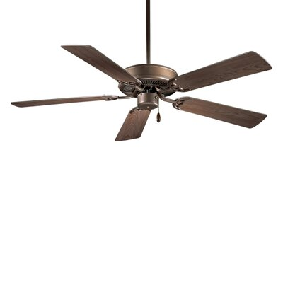 low price 42 inches contractor 5 blade ceiling fan finish oil rubbed bronze