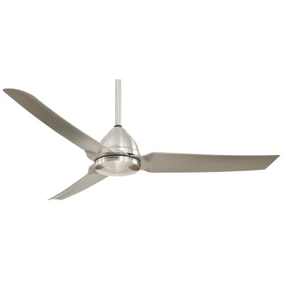 54 Java 3-Blade Ceiling Fan with Remote