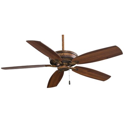 52 Kafe 5-Blade Ceiling Fan