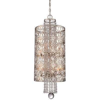 Bel Florentine 8-Light Foyer Pendant