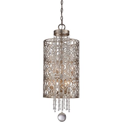 Bel Florentine 6-Light Foyer Pendant