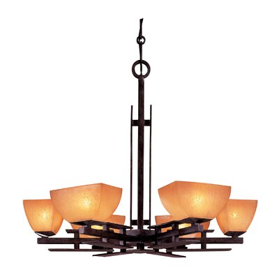 Lineage 6-Light Shaded Chandelier