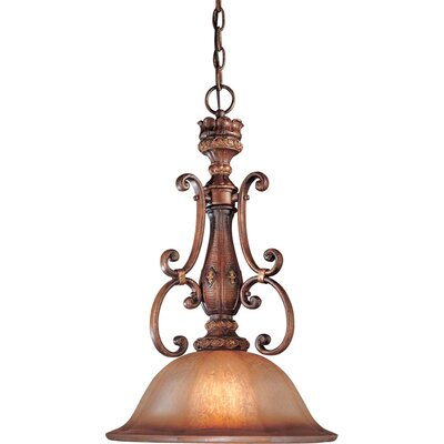 Dee Pendant with Optional Ceiling Medallion